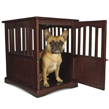 wooden dog crates for sale